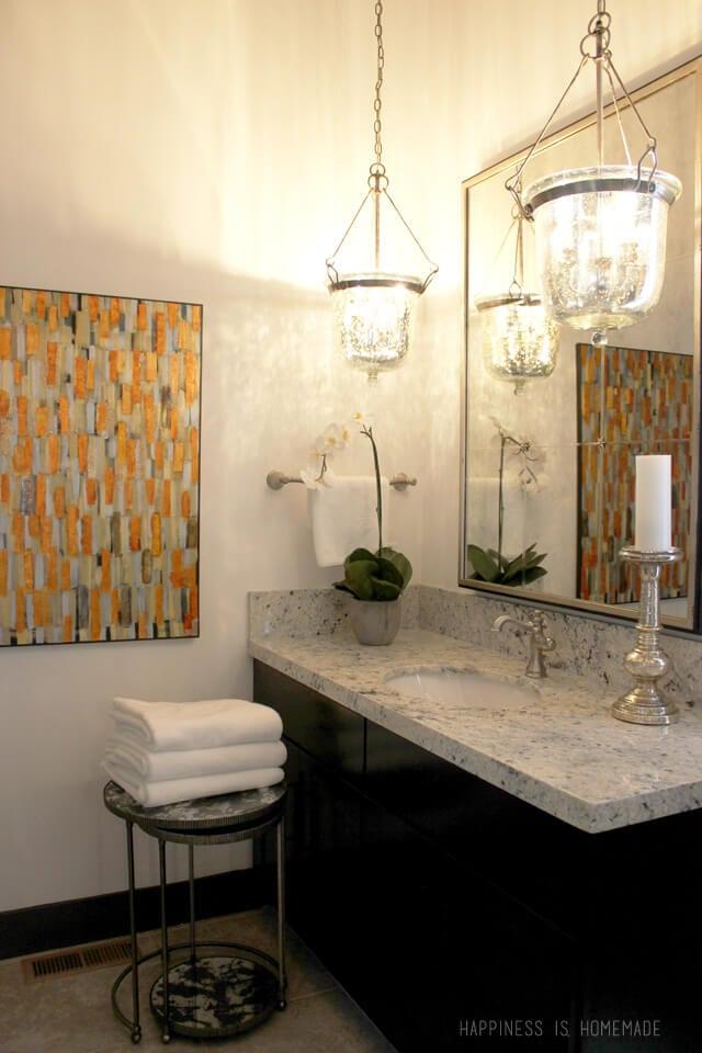 bathroom vanity at the hgtv dream home delta cassidy - Delta Cassidy
