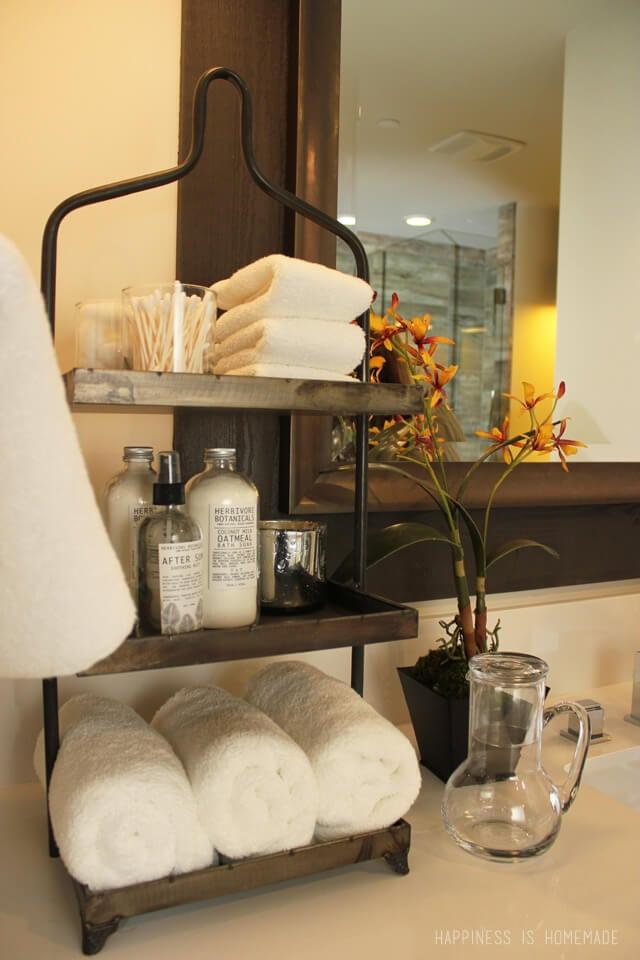 Bathroom at the 2014 HGTV Dream Home