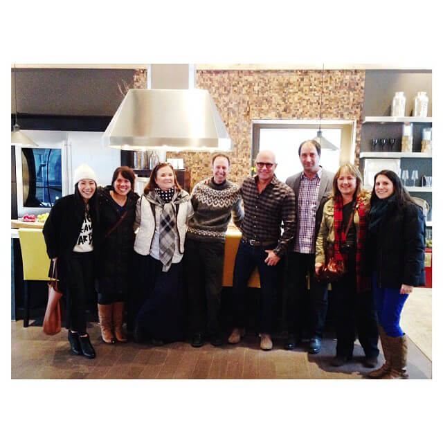 Bloggers & Design Team at the HGTV Dream Home
