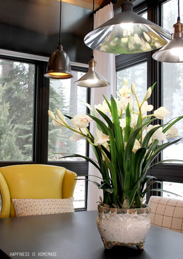 Dining Table at the 2014 HGTV Dream Home