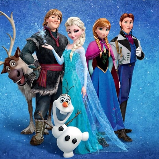 Disney's FROZEN Movie