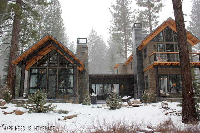 Hgtv Lake Tahoe Dream Home 2014 Happiness Is Homemade