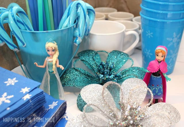 FROZEN Anna and Elsa Figurines #FrozenFun #cbias #shop