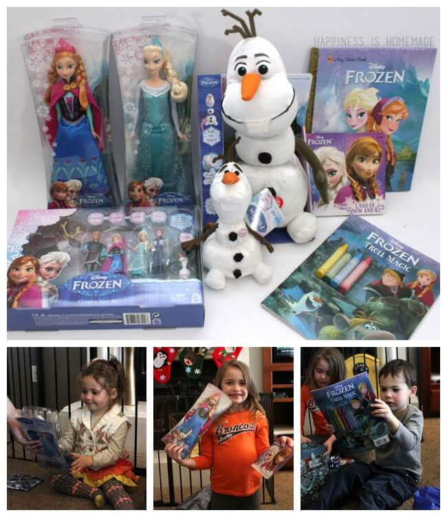 FROZEN Toys and Gifts #FrozenFun #cbias #shop