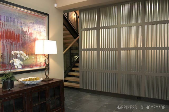 Foyer at the 2014 HGTV Dream Home