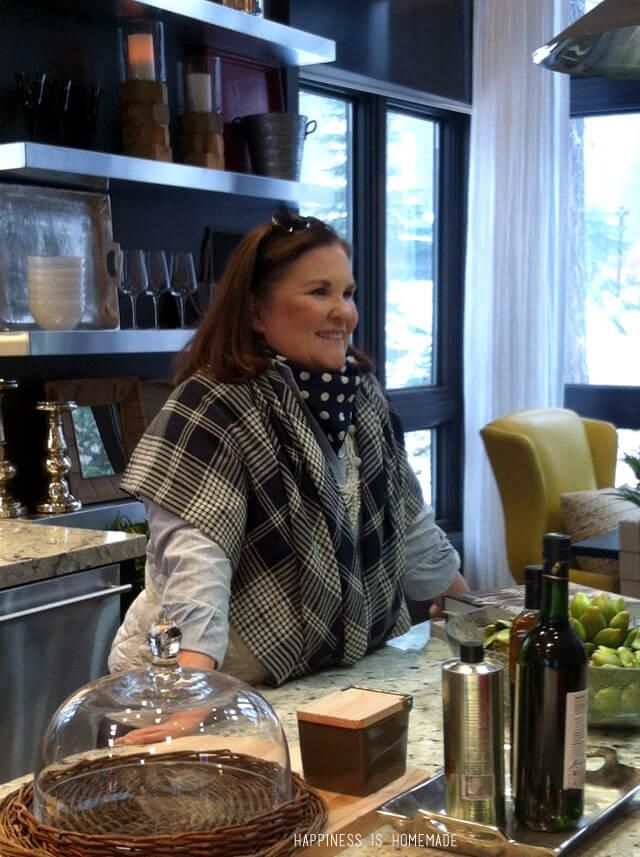 Linda Woodrum - Interior Designer of the 2014 HGTV Dream Home
