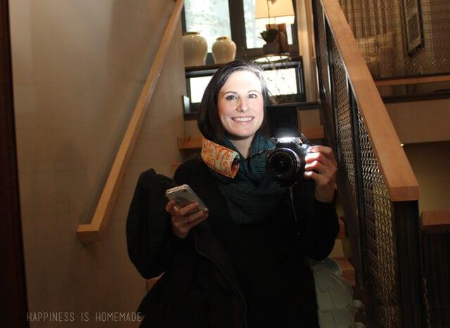 Mirror Selfie at the 2014 HGTV Dream Home