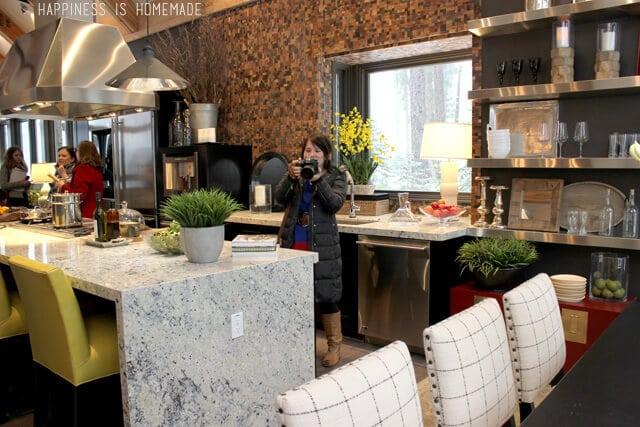 Shooting Photos at the 2014 HGTV Dream Home