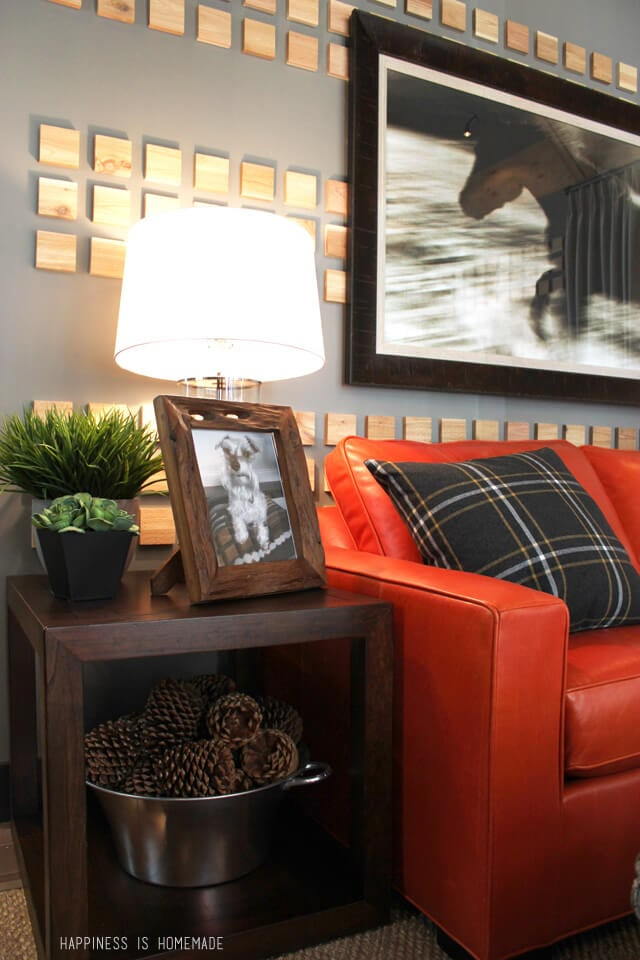 Upstairs Lounge at the 2014 HGTV Dream Home