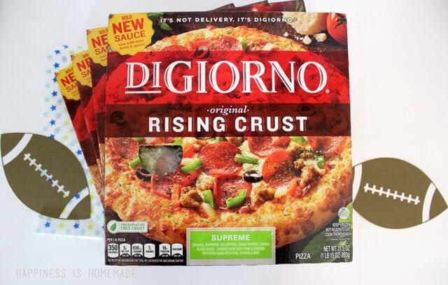DiGiorno Rising Crust Pizzas