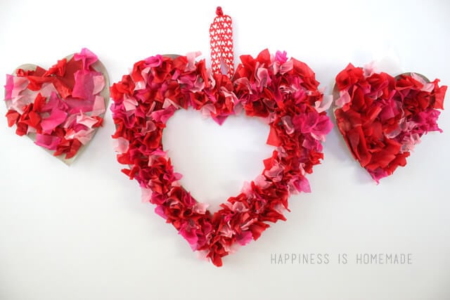 For more fun kid-friendly Valentine's Day crafts, check out our ...