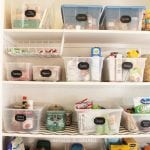 Interior & Exterior Pantry Makeover