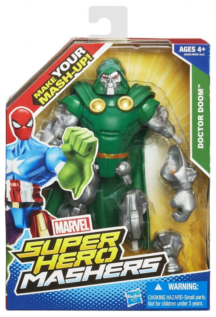 Marvel Super Hero Mashers Dr Doom packaging-2