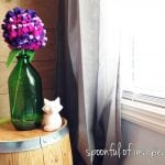DIY Felt Hydrangea Tutorial by Spoonful of Imagination