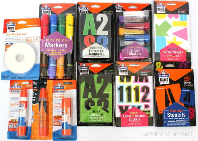 Elmers Board Mate Products