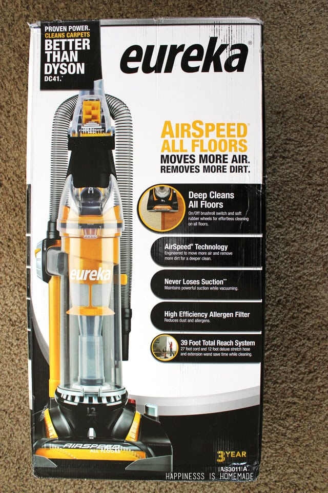 Eureka AirSpeed All Floors Vacuum