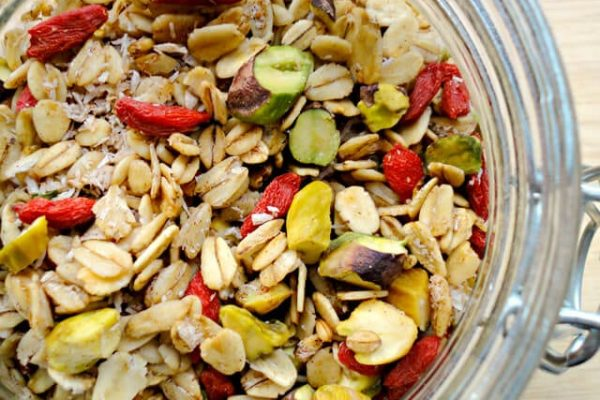 Goji Berry Granola Recipe