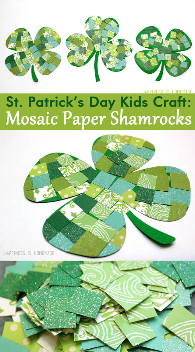 st patricks day adult activity