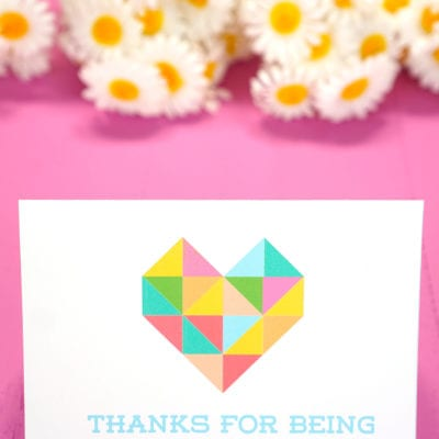 Free Printable Mother's Day & Father's Day Cards