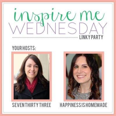Inspire Me Wednesday #51