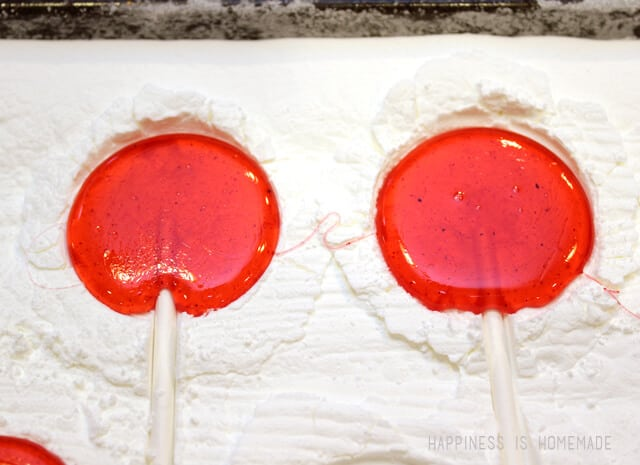 How to Make Your Own Lollipops