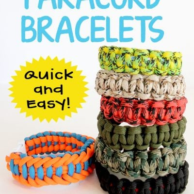 Summer Fun: Learn How to Make Paracord Bracelets