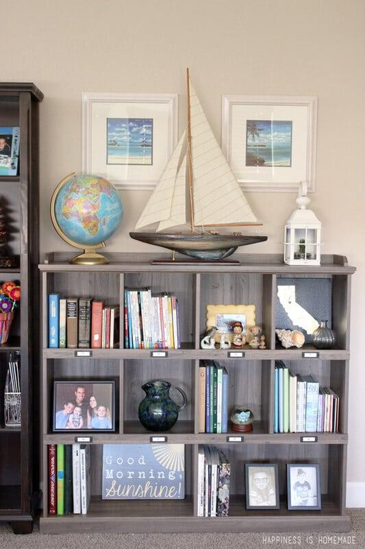 Master Bedroom Book Nook Happiness Is Homemade