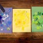 Kids Crafting 101: Color Collage Art Activity