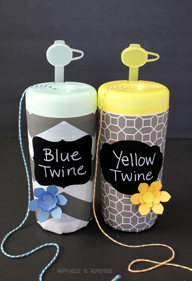 Wet Ones Canister Twine Organizer 2