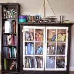 Updating Our Master Bedroom Book Nook with Sauder Furniture