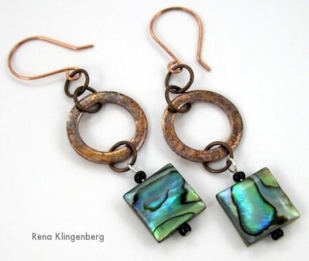 rustic-copper-washer-short-earrings-03-w
