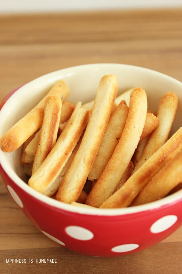 Baked Peppery Potato Fries from NatureBox
