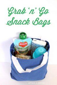 Grab N Go Snack Bags