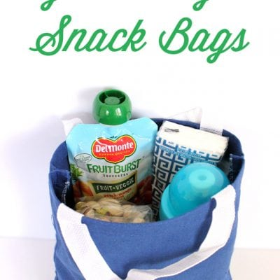Time Saver: Grab 'n' Go Snack Bags