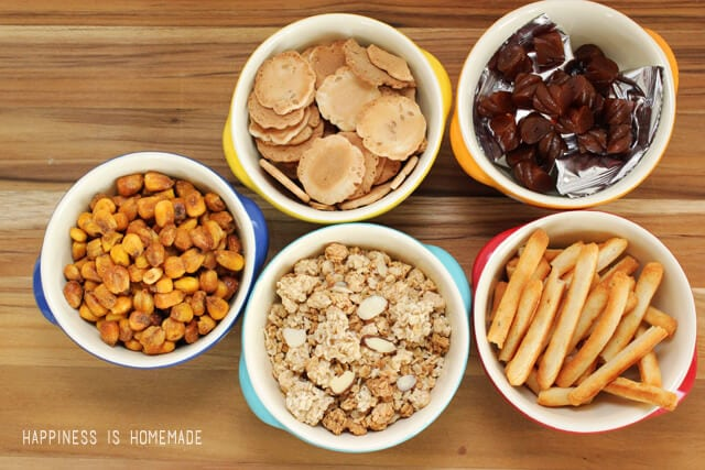 Healthy Snacks from NatureBox
