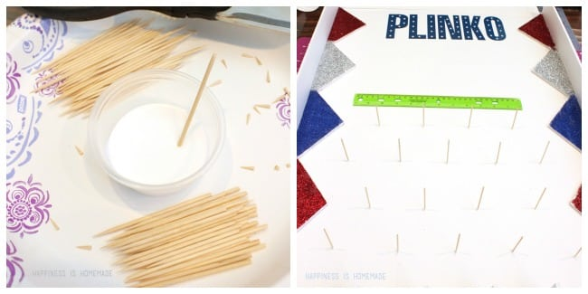 Making Plinko Pegs