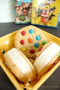 Mars M&M Ice Cream Sandwiches