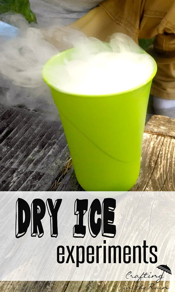 dry-ice-experiments
