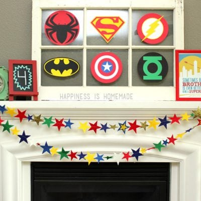 Quick & Easy Felt Garlands with Sizzix