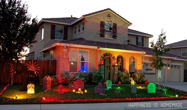 Halloween Yard Decorations 35 best ideas for halloween decorations yard with 3 easy tips Home Decorated For Halloween Ftc
