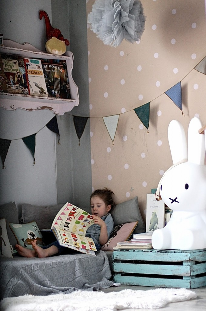 Reading Nook by Vivi and Oli