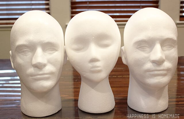 Foam Heads from FloraCraft
