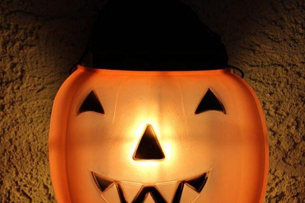 Halloween Pumpkin Lantern Porch Light Covers