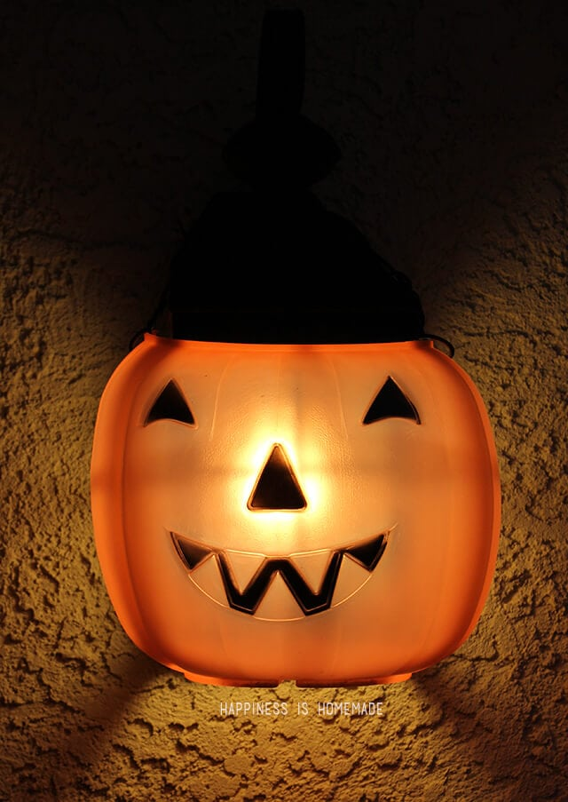 Halloween Pumpkin Lantern Porch Light Covers