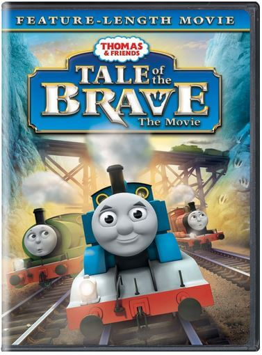 Thomas Tale of the Brave Movie