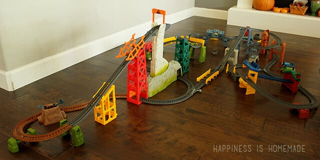 Thomas Trackmaster Play Sets