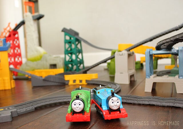 Thomas Trackmaster Trains