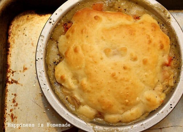 Campbells Quick and Easy Chicken Pot Pie
