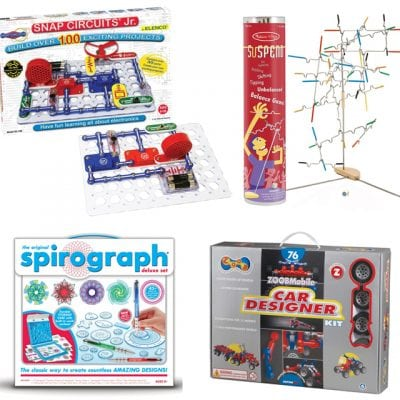 30+ Gift Ideas for Creative Kids