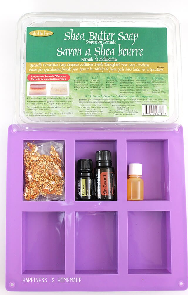 Doterra Christmas Gift Ideas.10 Minute Gift Idea Diy Natural Citrus Antibacterial Soap